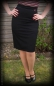 Preview: Rumble59 Perfect Pencilskirt - Black