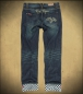 Mobile Preview: Rusty Pistons Winslow Race Rockabilly Jeans