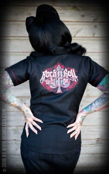 Rumble59 Bluse Rock n´Roll