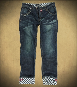 Rusty Pistons Winslow Race Rockabilly Jeans