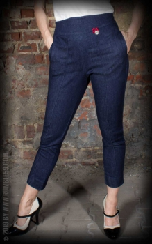 Rumble59 Ladies Jeans - 7/8 Pencil Pants | Bleistifthose